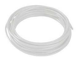 White cable - 1mm by 1m
