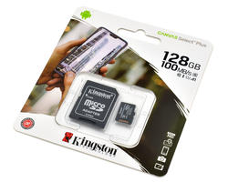 Kingston microSD 128 Go High Capacity Class 10