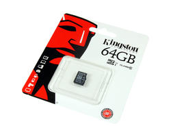 Kingston microSD 64 Go High Capacity Class 10