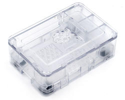 Transparent Case - Raspberry Pi Model B 3