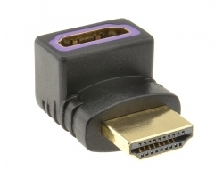Connecteur HDMI 90 degres - RaspBerry