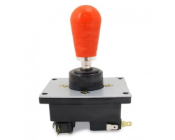 Joystick Crown CWL-309Helpme-K-KMS-ST35 - Rosso