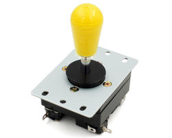 Joystick Crown CWL-309MJ-BENYLIS-ST35 - Yellow