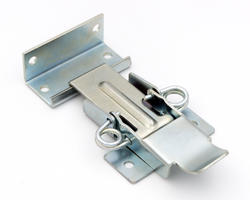 Universal clasp for panel