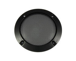 Speaker cover 120mm - Black