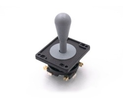 Joystick light gray bat