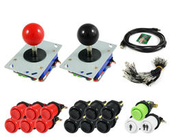 Kit standard joysticks / buttons and USB interface