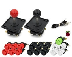 Kit Raspberry Joysticks / boutons