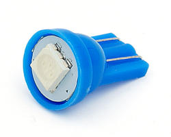 Wedge light - led CMS 12V blue