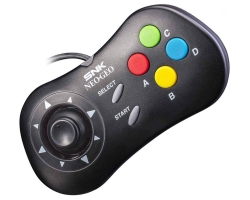 Neo Geo mini Controller - Black