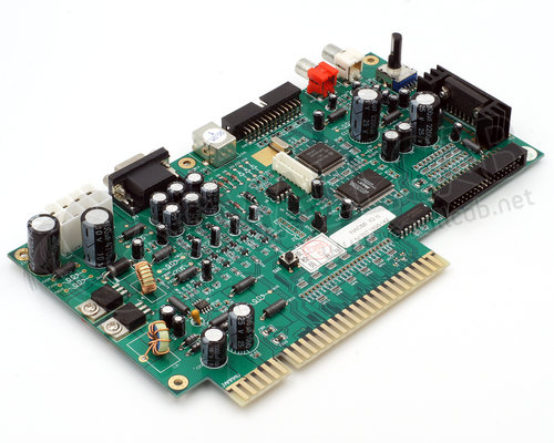 JVS to JAMMA converter