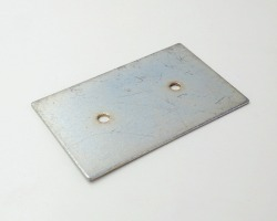 Knocker Strike Plate