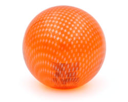 KORI mesh balltop transparent orange
