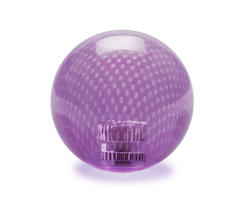 KORI mesh balltop transparent purple
