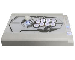 Qanba Q2 Pro LED blanc - PC / Ps3