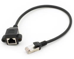 Network extension RJ45 - Front connector