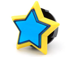 Blue Star Button - Sanwa OBSA Y 60THO-B