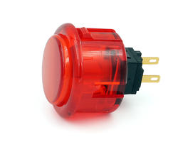 Seimitsu PS-14-K 30mm Transparent - Rouge