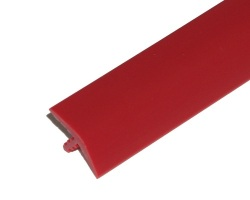 T-Molding 16mm Red