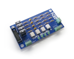 Toys board 4 mosfets